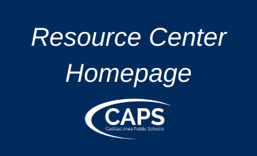 Resource Center Home Page