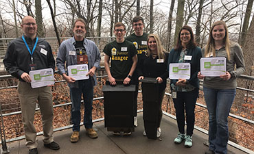 CHS Ecology Club participates in Consumers Energy Green Summit