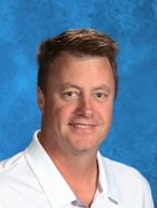 Picture of Mr. Molter, Principal