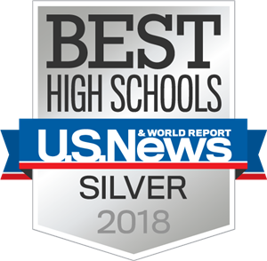 US News and World Report Silver 2018